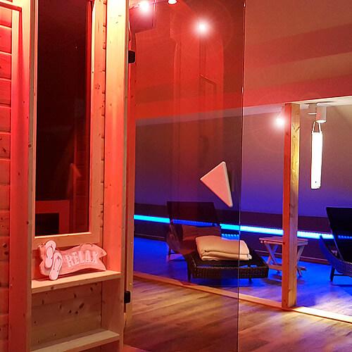 Sauna per Smart Home steuern