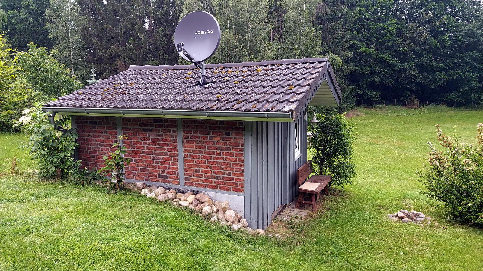 Satellitenanlage Lauenburg