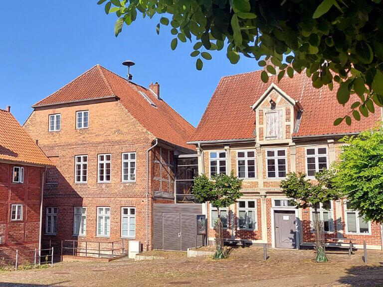 Elbschifffahrtsmuseum in Lauenburg